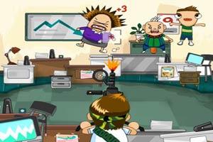 办公室复仇