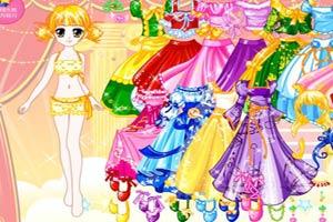水晶之恋公主装2