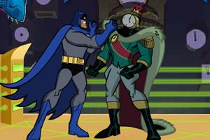 蝙蝠侠拳击赛