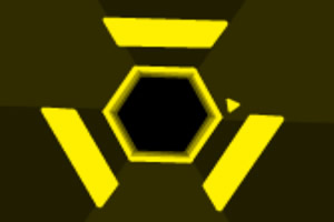 六角穿越 Super Hexagon