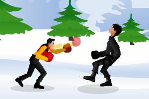 冬季拳击赛2