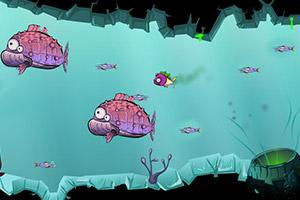 深海变异鱼升级版