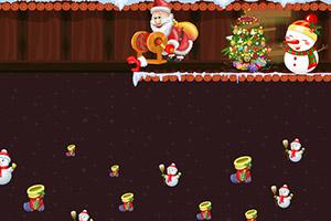 圣诞老人黄金矿工