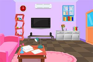 逃离漂亮小房间3