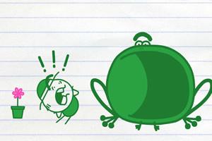 铅笔涂鸦创意动画32