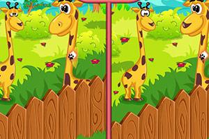 动物园动物找茬
