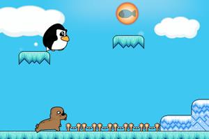 小企鹅探险
