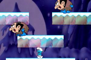 雪球蓝精灵冒险
