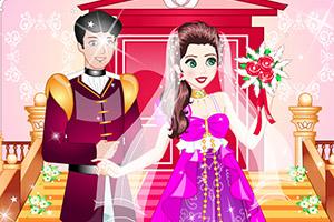 公主结婚啦