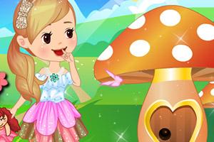 童话女孩的新装