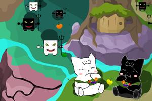 黑白猫冒险记选关版