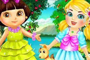 朵拉和阿兰娜