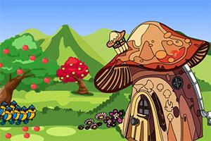 魔法蘑菇屋逃脱