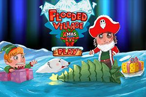 洪水来了圣诞版3无敌版