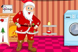 圣诞老人大清理