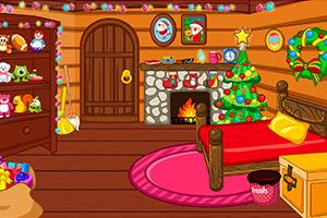圣诞节整理房间2