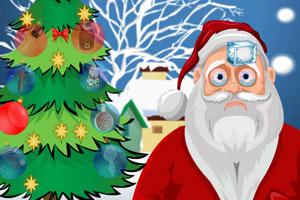 圣诞老人的皮肤病