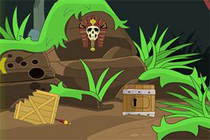 逃离椰子丛林