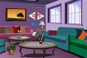 紫色套房逃脱