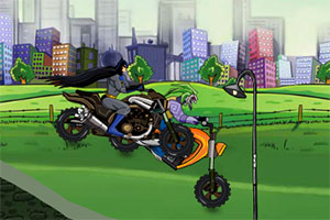 蝙蝠侠摩托竞速