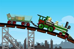 驾驶火车运货
