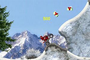 冬季极限摩托挑战赛