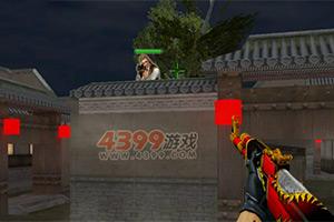 穿越火线AK苍龙版无敌版