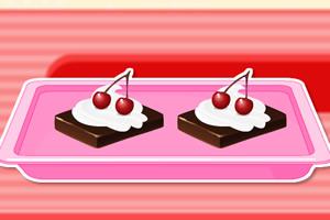 软糖冰淇淋蛋糕