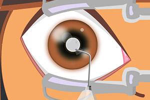 朵拉的眼睛手术
