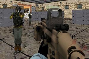 沙漠枪战3D版