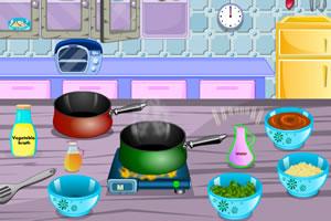 迪迪烹饪大师之南瓜面食
