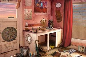 童年公寓寻物