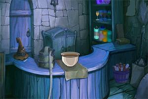 逃离魔术小屋