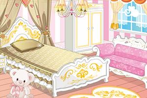 Дизайн комнаты принцесс игра
