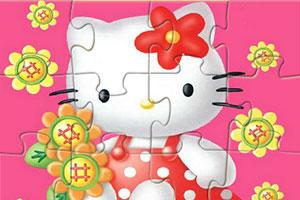 凯蒂猫益智拼图