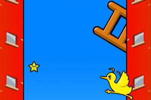 小鸭子往上飞