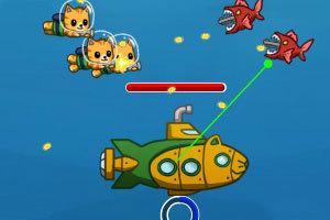 猫星人海底大战